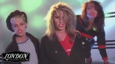 Bananarama - Rough Justice (OFFICIAL MUSIC VIDEO)