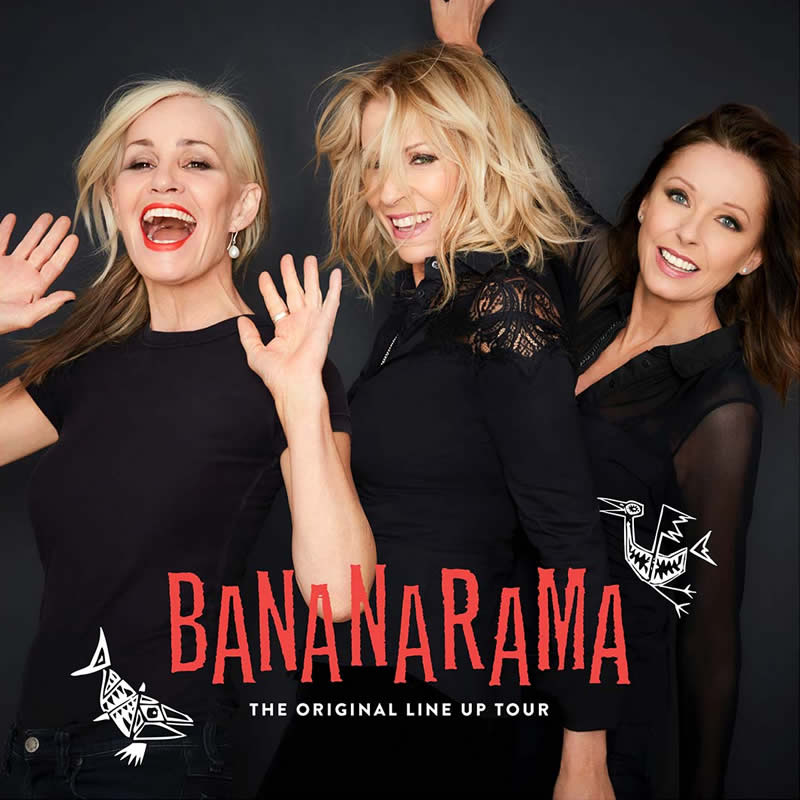 Image result for bananarama 2017